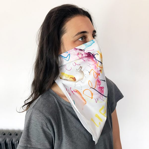 N//A Adult Dr Stich Art,Dr Who Lilo and Stitch Combo bandanas Mouth-bandanass Anti UV Washable for Fluids